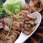 79621506 - 貝出汁つけ麺 麺