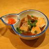 Konakara - 料理写真:あん肝 ポン酢醤油