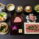 神楽坂 翔山亭 - 極上シャトーブリアン焼肉会席コース