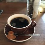 79623329 - セットのホットコーヒーは大容量で大満足♡