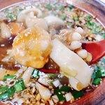 長城 - スープの甘味と海鮮がかなりストライク!!