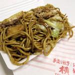 餃子の横綱 -  焼きそば並350円