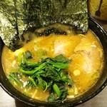 クックら - ラーメン680円 味付玉子 80円