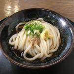 さぬき麺業 高松空港従業員食堂店 - 料理写真:流石のクオリティの高さ 冷ぶっかけ270円