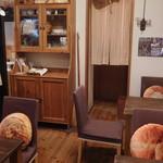 穂の香 - カフェススペース