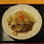 竹ちゃん - 一品料理 焼きうどん