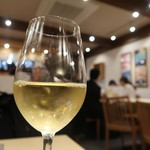 甲州焼鳥 とり火山 - ワイン