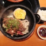 焼肉の松屋  - 漢のランチ 1,080円
