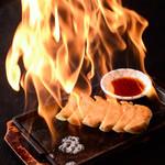 ももじろう - 爆発する!!手作り焼き餃子