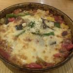 パークサイドカフェ - たっぷり野菜のミートドリア