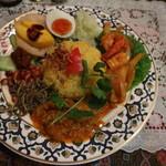 マレーシア風カレー&ペナン料理 梅花 - ナシレマ