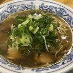 大豊ラーメン - ラーメン700円