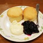 紅茶浪漫館シマ乃 - スコーン