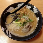 北の陽 - 札幌白味噌ラーメン(680円)