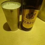 79637552 - ビール飲んできょうもお疲れさま(*゜▽゜)_□グビグビ 201801