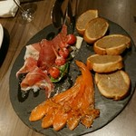 OSTERIA 101 SICILIA GRILL&BAR - 前菜盛り合わせ
