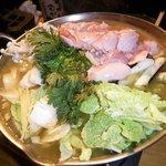 創作薬膳 TURU菊 - 今まで生きてきて食べた鍋の中で、間違いなくNo.1でした。