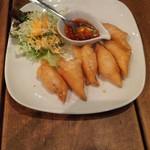 タイ国屋台食堂 ソイナナ - 揚げたてで美味しい!