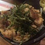 神鶏 - 鶏タタキ
