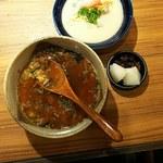 串焼 くる味 - 「鯛味噌茶漬け」味噌の風味が際立つ最高の〆♪