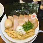 まぐちゃんラーメン - 得製煮干しラーメン 930円