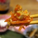 藍風珈琲店 - 人参シリシリ