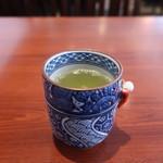 和食 瑞花 - 温かい昆布茶