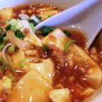 迎賓楼 - 麻婆豆腐