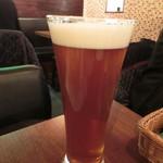 クラフトビール&ワイン M.C.KITCHEN - マロンビール890円