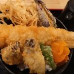 てんぷら広場 食道 - 料理写真: