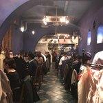 ダバ インディア - 満席の店内