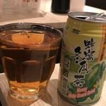 台湾キッチン かのか - 冬瓜茶