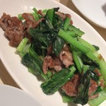 台湾キッチン かのか - 沙茶牛肉