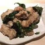 台湾キッチン かのか - 台湾風牡蠣フライ