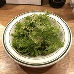 にこみ瞠る - グリーンサラダ