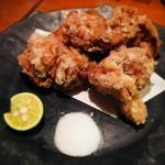 吉乃坐 - 大山鶏の唐揚げ