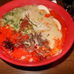 79653795 - 煮玉子辛々拉麺