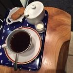 ウエスト ウッド - ブレンドコーヒー・オールディーズブレンド(軽い苦味) 500円(税込)