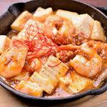 シュリンプシュリンプ - エビ麻婆豆腐