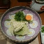 酔灯屋 - 水炊き(野菜)