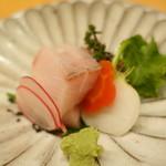 和食 おくざわ - 料理写真:ぶり刺身