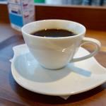 ライフ スタイル カフェM - [2017/12]ブレンドコーヒー・ホット(380円)