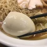 麺や一芯 - 味玉150円