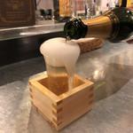 大衆ビストロ アップビート - もっきりシャンパン