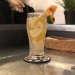 大衆ビストロ アップビート - 大人のレモンチューハイ