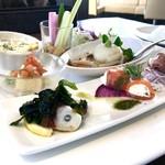 カフェ&バー ノワ - 料理写真:シェフのこだわりランチプレート ¥1,200
