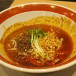 79658530 - 京山椒薫る汁なし担々麺のハーフ