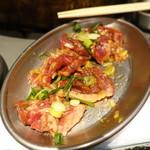 立喰☆焼肉 瑞園 - 韓熟牛だくカルビ