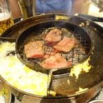 立喰☆焼肉 瑞園 - 共演