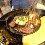 立喰☆焼肉 瑞園 - じゅーじゅー